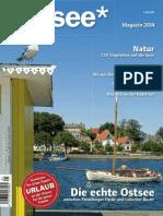 ostsee* Magazin 2014