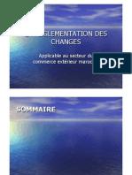Copie de Reglementation Des Changes.ppt (Lecture Seule)