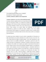 Ballón Patto, Celina Fernanda - Asesinato a distancia. Análisis de una transposición