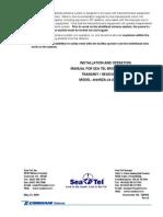 Seatel 4006rza-24 Operation