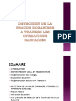 Detection de La Fraude Douaniere a Travers Les2.Ppt (Lecture Seule)