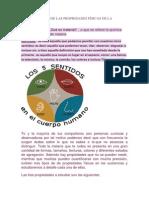 IDENTIFICACIÒN DE LAS PROPIEDADES FÌSICAS DE LA MATERIA