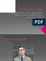 21st century skills - november 2013
