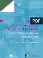 2006 Netherlands National Drug Monitor
