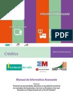 Manual Informática Avanzada