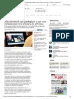 Adicción sexual, una patología de la que ya se cuentan casos en la provincia de Mendoza - elsolonline