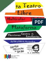 Plataforma 2013 LTL Multicolor COLOR