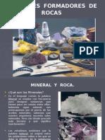 Minerales Formadores de Rocas Unidad Vl