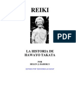 Haberly, Helen- Reiki, La Historia de Hawayo Takata