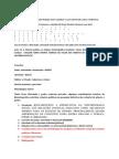 Relatório do aporte teórico metodológico