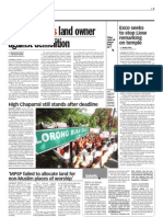 thesun 2009-08-04 page05 state cautions land owner against demolition