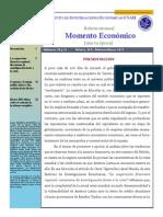 Boletin 30-31Momento Economico-Nueva Epoca 2