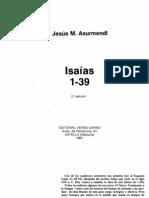23 - Jesus M. Asurmendi - Isaías 1-39 (Cuadernos Bíblicos 023)