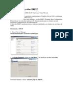 Dhcp Configurando No Windows 2008 Server