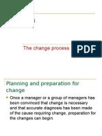 4 the Change Process