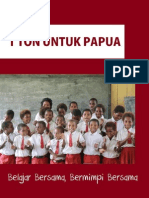 Proposal Satu Ton untuk Papua.doc