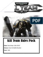 kill team rules