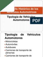 1.5 Tipologia de Vehiculos Automotores