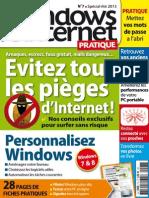 Windows Internet Pratique 7 Ete 2013