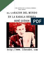 guenon-El corazón del mundo en la Ká.pdf