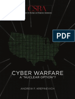 CSBA Cyber Warfare for Web 1