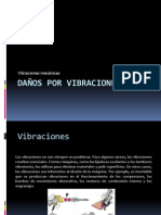 Daños por vibraciones