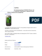 Samsung GT B5722 Device Specifications.doc