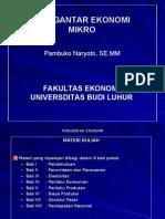 micro economic