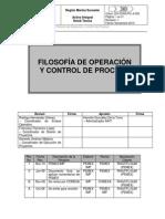 224-32300-PIL-4-002 - Filosofía de Operación y Control de proceso Rev 1 161210