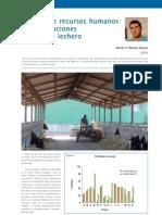 Cría y Salud 26_46-51 Gestión de recursos humanos en explotaciones de vacuno lechero
