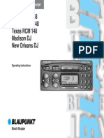 blaupunkt user manual