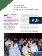 Cría y Salud 26_18-19 I Congreso Internacional sobre Alimentación Animal