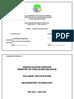 Kolej Matrikulasi Pulau Pinang Kementerian Pelajaran Malaysia 13200 Kepala Batas