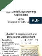 Mechanical Measurements Applications.ppt