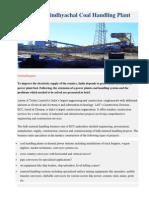 The NTPC Vindhyachal Coal Handling Plant.docx