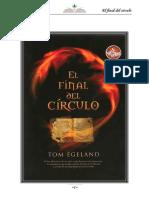 Tom Egeland - El final del círculo