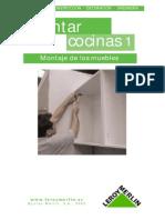 Instalacion de Muebles de Cocina - 1