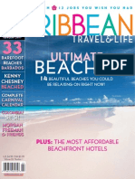 Caribbean Travel And Life Magazine July, 2006