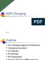 3GPP Charging Principles