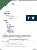 COMPTABILITE » Archive du blog » LA REGULARISATION DES CHARGES ET PRODUITS