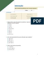 Ficha de remediação nº6