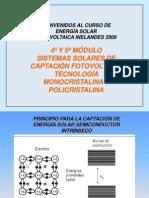 4º Y 5ºMÓDULO Sistemas Fotovoltaicos