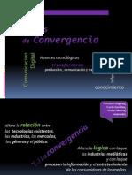Tiempos de Convergencias
