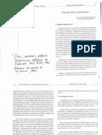 1. Filosofía, Ética y Deontología