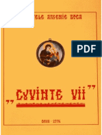 Cuvinte Vii - Omilii - Indrumari - Predici Duhovnicesti - Pr. Arsenie Boca.pdf