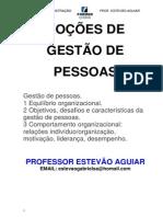 GESTÃO DE PESSOAS_Professor_EstevãoAguiar