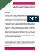 Artículo Condito-Revista El Toldo de Astier