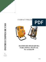 ARO Compact Welder 9A09 T387E