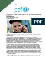 Despre UNICEF Moldova