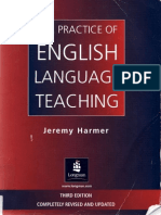 The Practice of English Language Teaching 3rd Edition